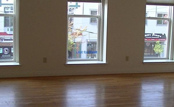 Unit A Livingroom
