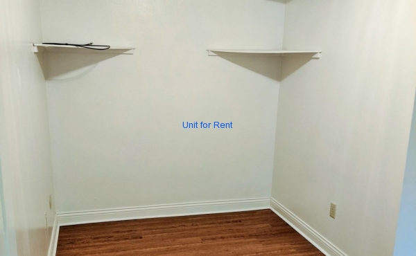 Unit B Bedroom 2