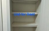 . Hall Closet